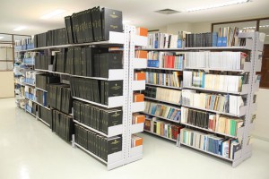 A Biblioteca do Tribunal de Contas atende ao público interno e externo, de segunda a sexta-feira