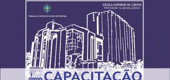 TCE/Escon oferece curso sobre contabilidade aplicada aos Institutos de Regime Próprio de Previdência Social