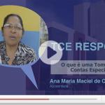 Tomada de contas especial é abordado em novo vídeo do TCE Responde
