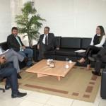 Arom debate com MPC e TCE contratação de serviços para municípios na área tributária