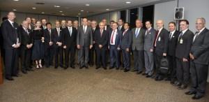 Representantes de 23 Tribunais de Contas aderiram ao convênio firmado entre a Atricon e o TSE
