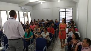Gestores e agentes penitenciários participaram do primeiro ciclo de palestras do programa Boas Contas