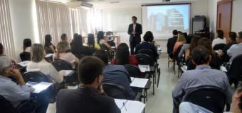Servidores do TCE participam de capacitação sobre elaboração de ementas e jurisprudências