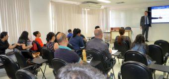 Servidores públicos participam do último módulo do curso Contratações na Administração Pública