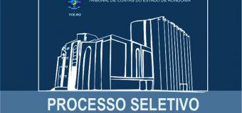 Convocados candidatos à 2ª etapa de seleção para cargo de Assessor de Procurador do MPC-RO