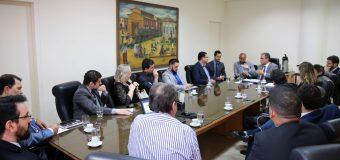 Em visita ao TCE, governador eleito Marcos Rocha fala de desafios e apoio institucional