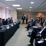 TCE-RO participa de reunião dos TCs com ministro Sérgio Moro