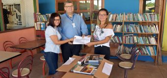 Doados pelo TJ e pela Defensoria, livros são repassados pelo Programa Boas Contas a unidades prisionais de RO