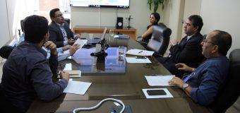 Comissão de Controle de Qualidade do TCE-RO realiza avaliação com foco no MMD-TC/Atricon